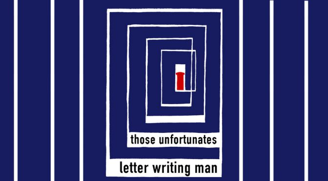 Letter Writing Man artwork